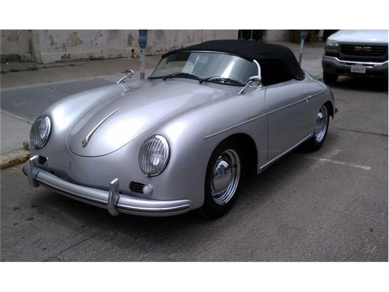 Large Picture of Classic 1957 Porsche Speedster located in San Diego California - $27,950.00 - 93BH