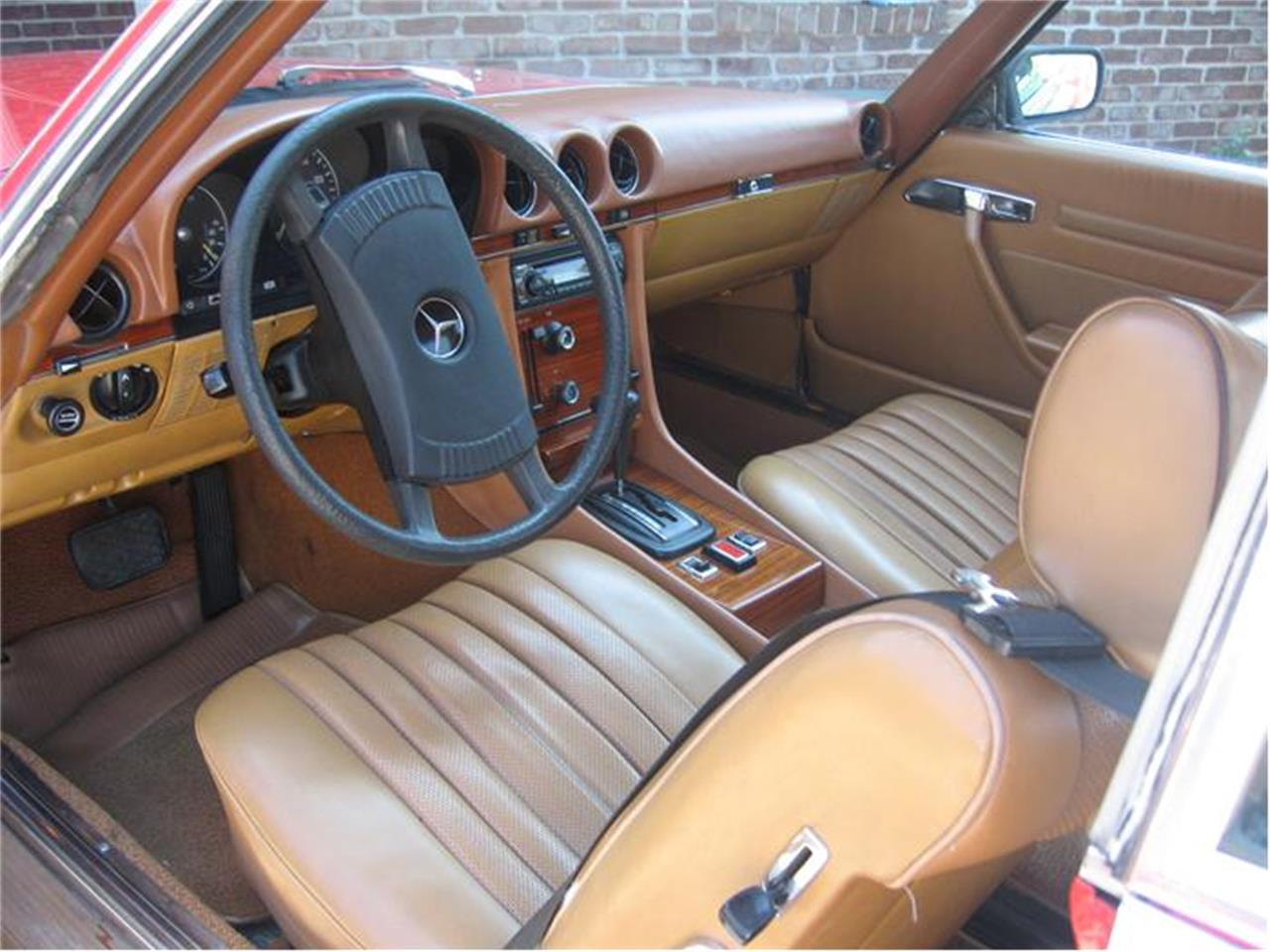 Large Picture of 1975 Mercedes-Benz 450SL located in Indiana Offered by a Private Seller - 93BQ