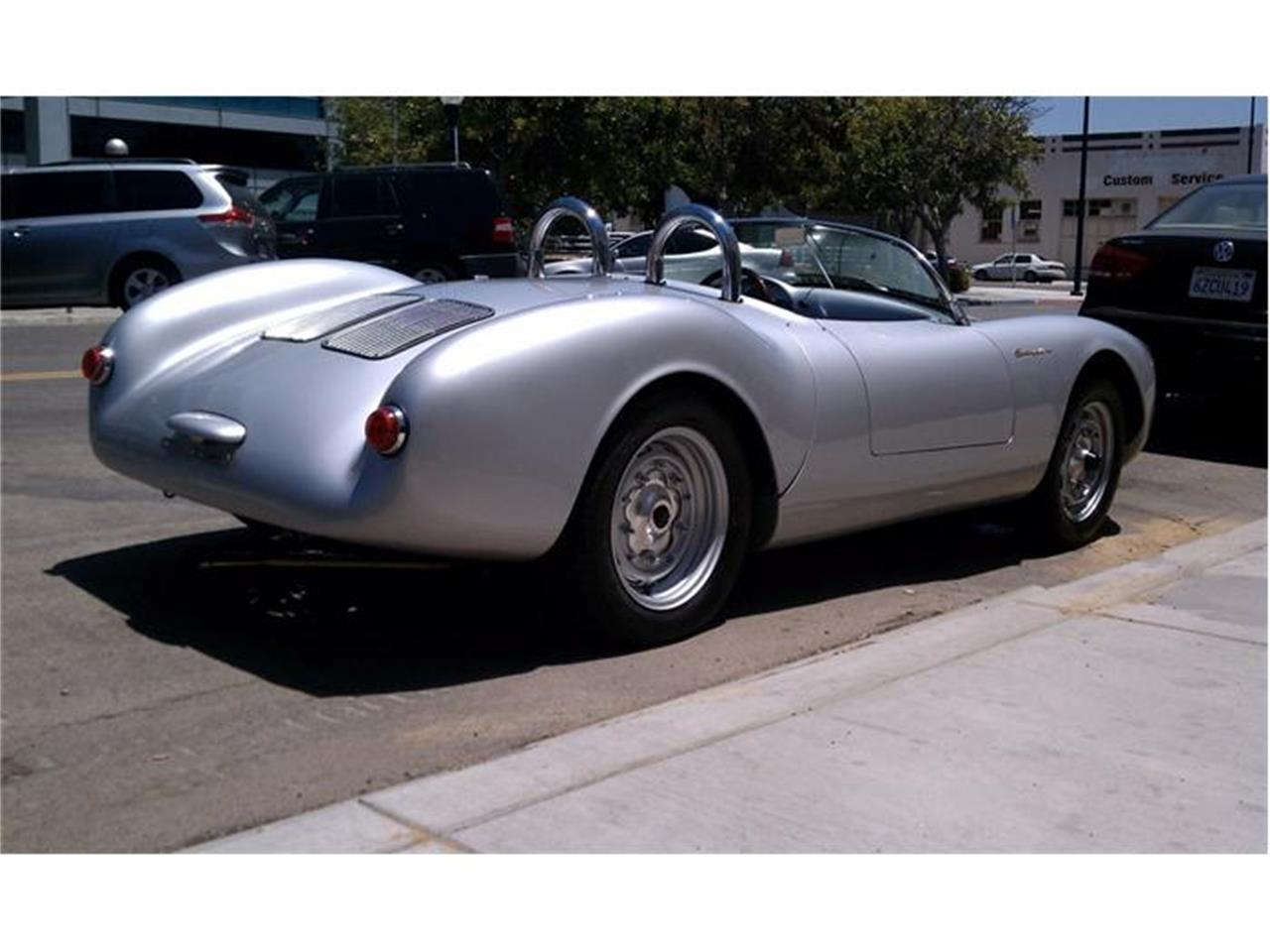 Large Picture of '55 550 Spyder Replica - 93GL