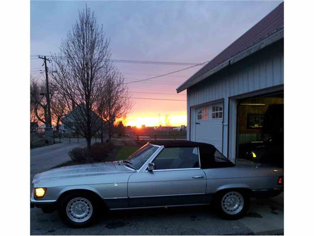 Large Picture of '82 500SL - 90HX