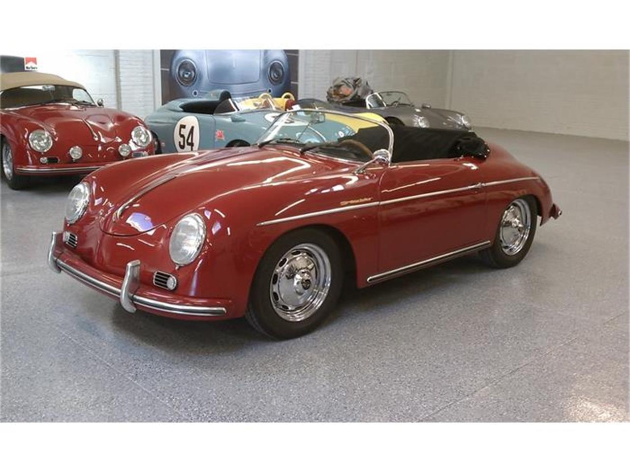Large Picture of '57 Speedster located in San Diego California Offered by Beverly Hills Motor Cars - 94NE