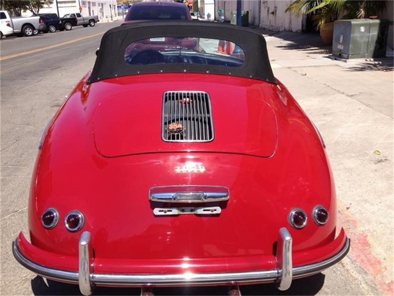 Large Picture of Classic '57 Porsche Speedster located in California - 94NE