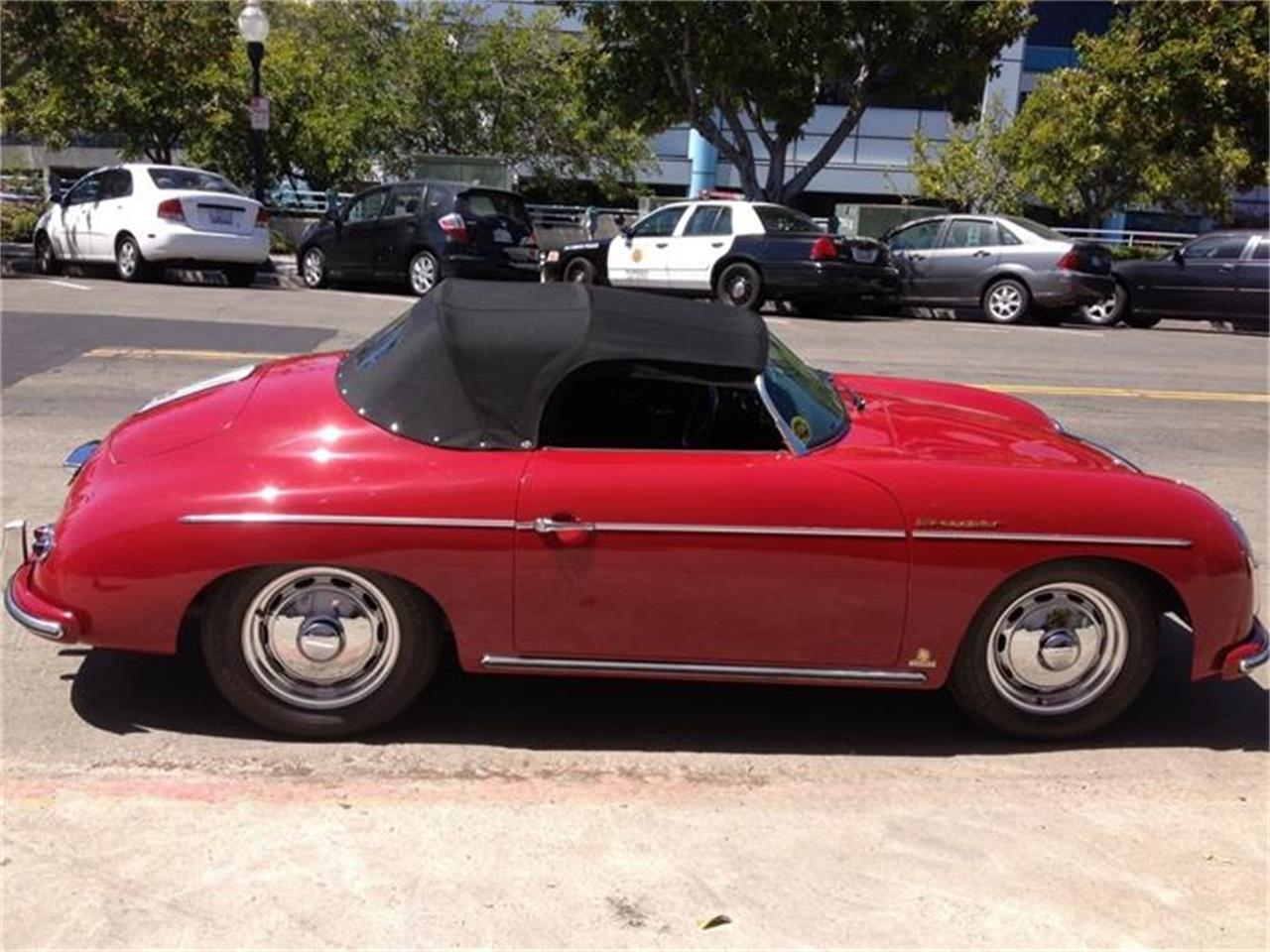 Large Picture of 1957 Porsche Speedster Offered by Beverly Hills Motor Cars - 94NE