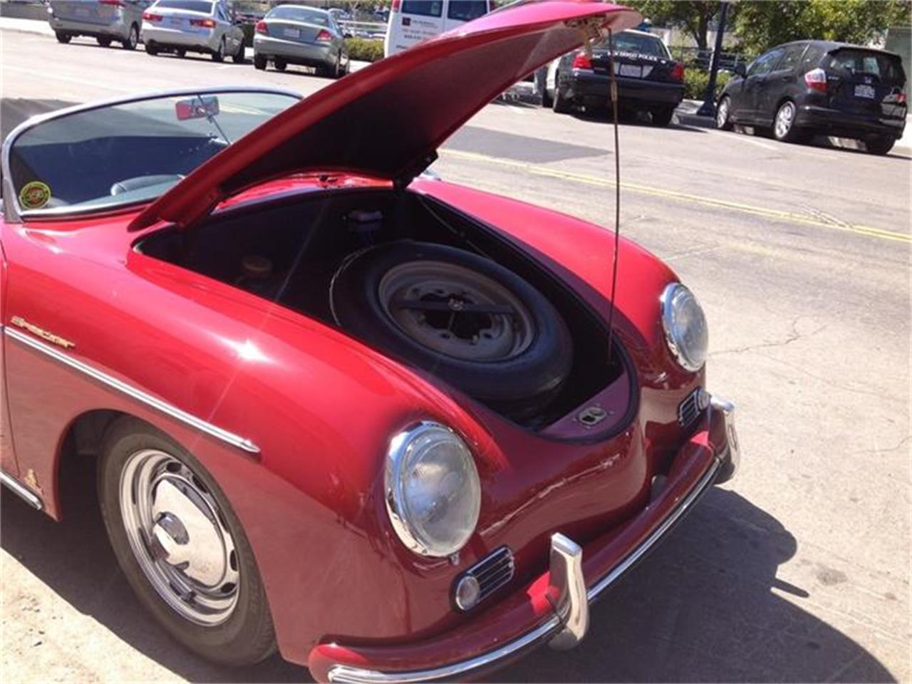 Large Picture of '57 Porsche Speedster located in California - 94NE