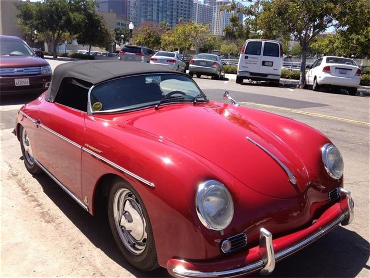Large Picture of Classic '57 Speedster located in California - $27,950.00 - 94NE