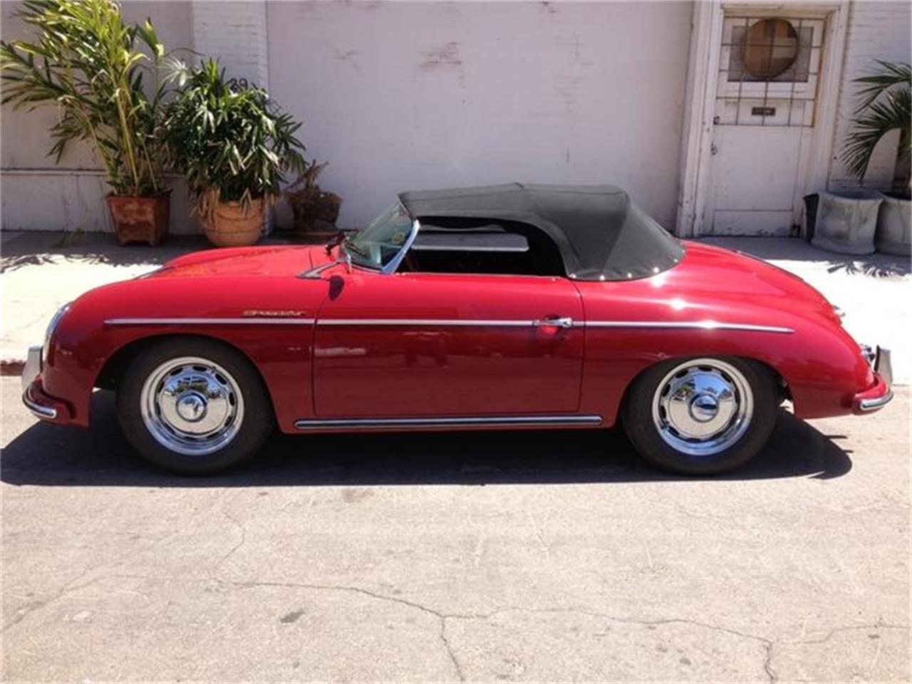 Large Picture of '57 Porsche Speedster located in California Offered by Beverly Hills Motor Cars - 94NE