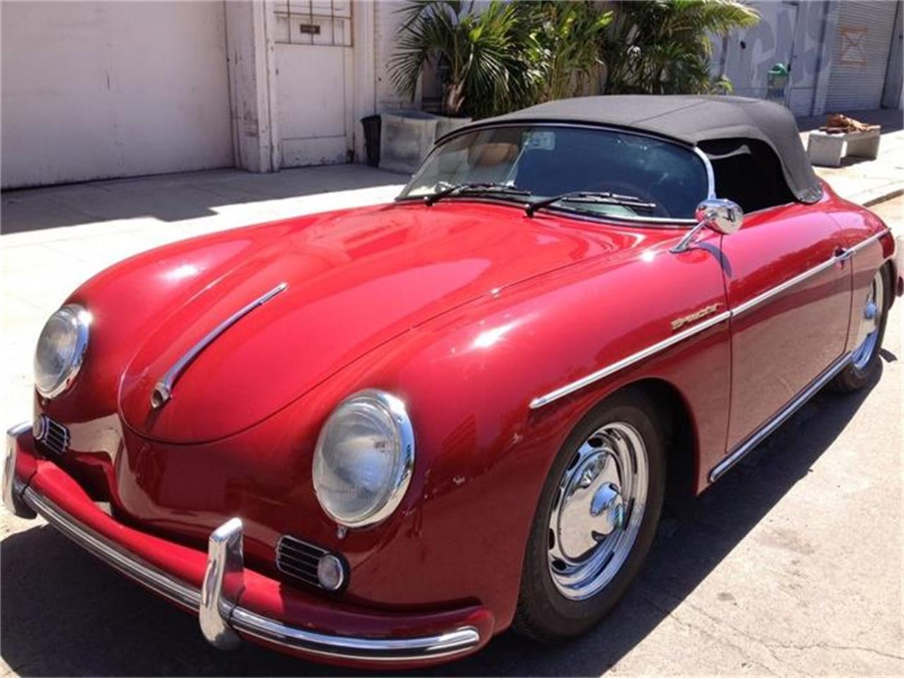 Large Picture of '57 Porsche Speedster located in California - $27,950.00 - 94NE
