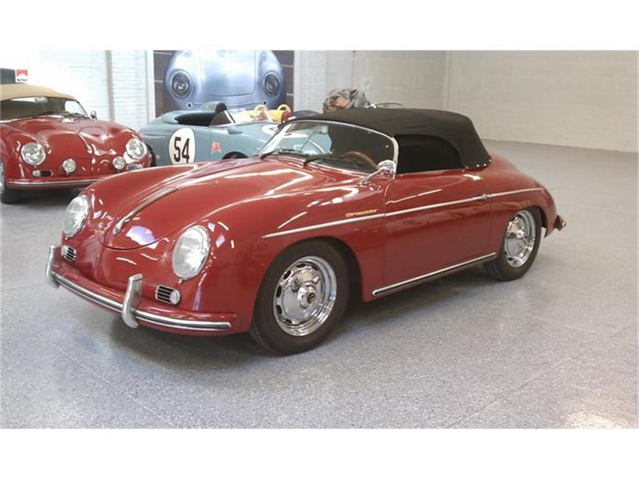 Large Picture of Classic '57 Porsche Speedster located in California - $27,950.00 Offered by Beverly Hills Motor Cars - 94NE