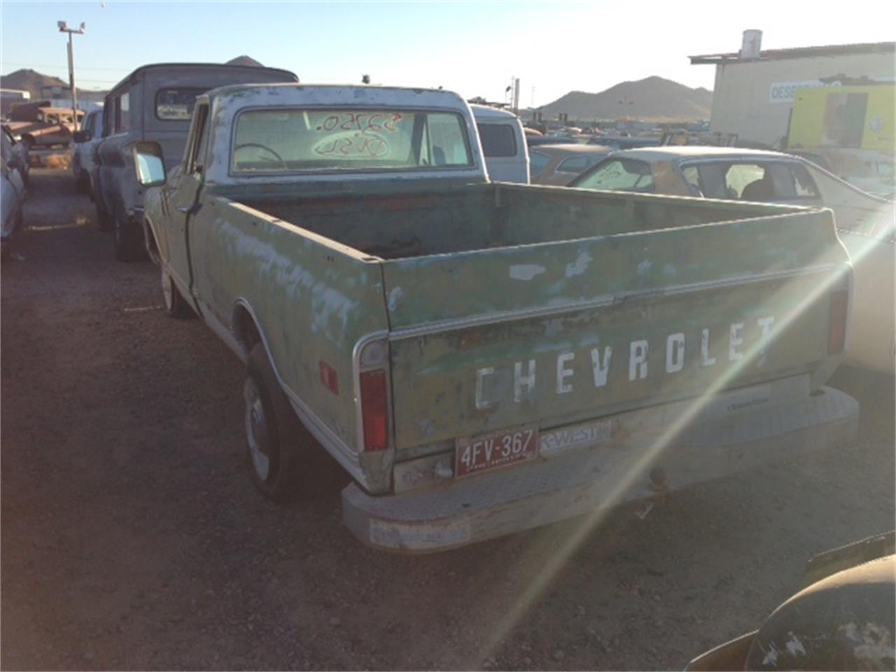 Large Picture of '68 C/K 20 located in Phoenix Arizona - $2,750.00 - 94XU