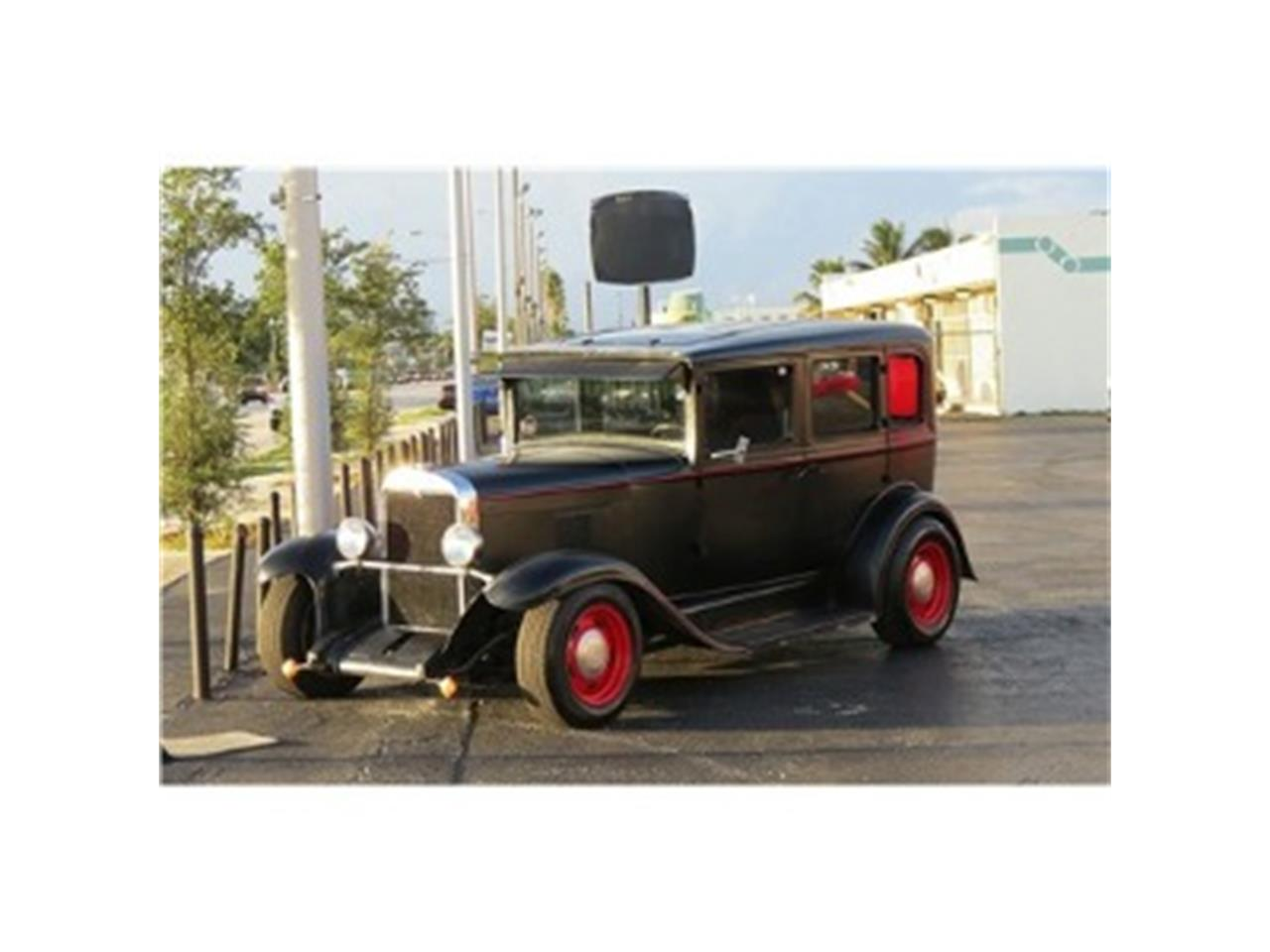Large Picture of 1929 Chevrolet Street Rod - $22,500.00 Offered by Sobe Classics - 95RD