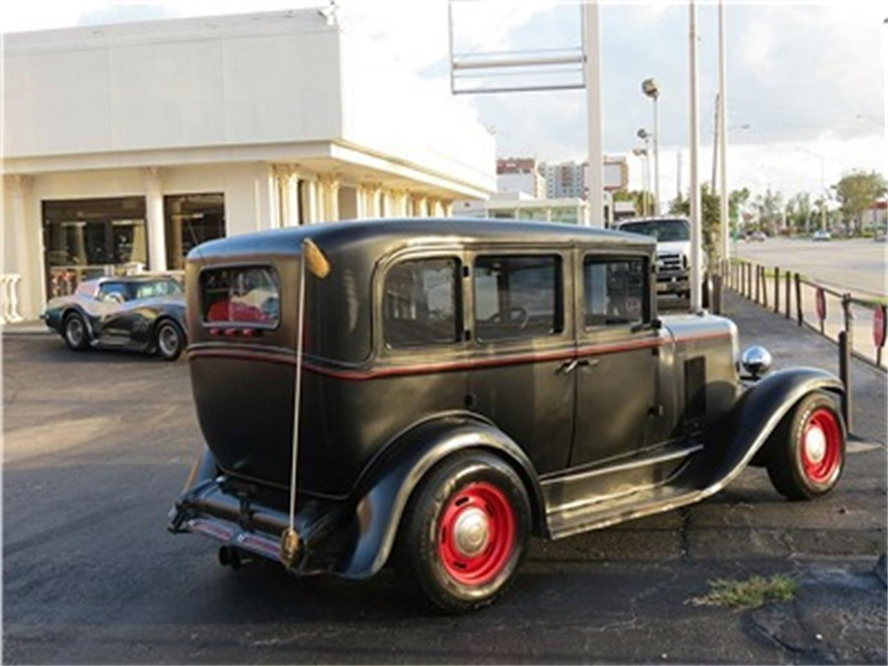 Large Picture of '29 Chevrolet Street Rod located in Miami Florida - $22,500.00 - 95RD