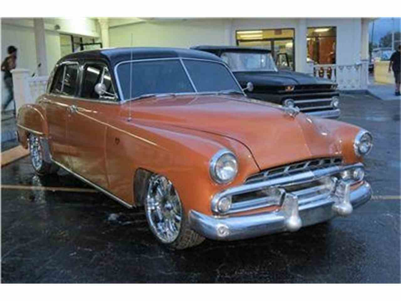 Large Picture of '51 4-Dr Sedan - 95RE