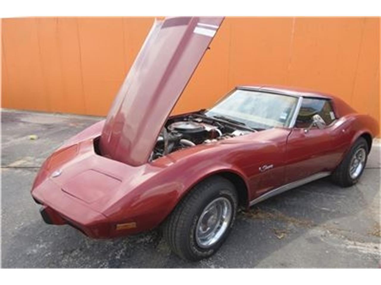 Large Picture of '76 Corvette located in Miami Florida - 95RV