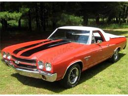 Picture of Classic '70 Chevrolet El Camino SS located in Texas - $29,500.00 - 95WY
