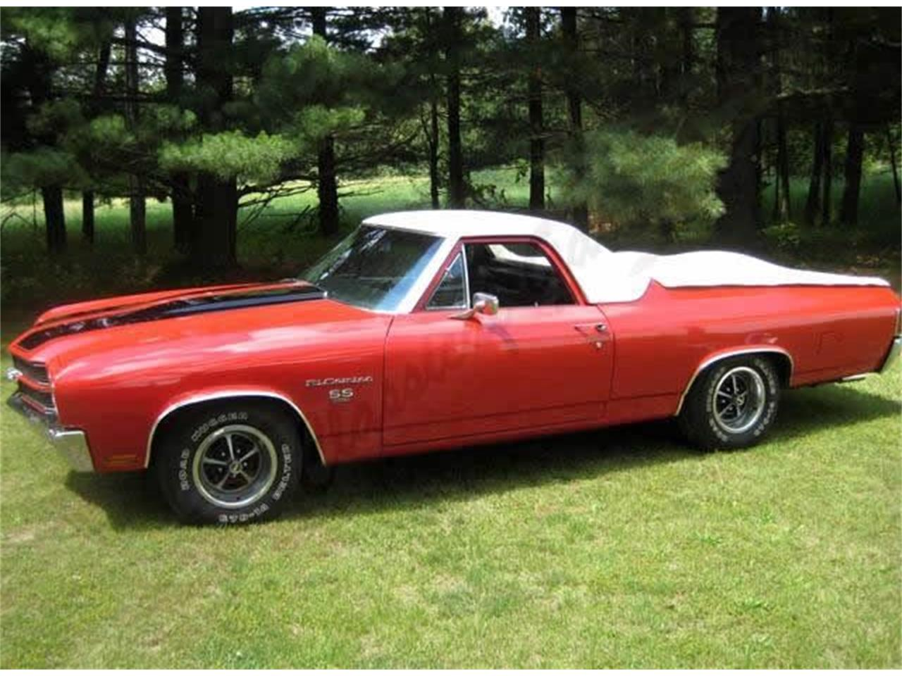 Large Picture of Classic '70 El Camino SS Offered by Classical Gas Enterprises - 95WY