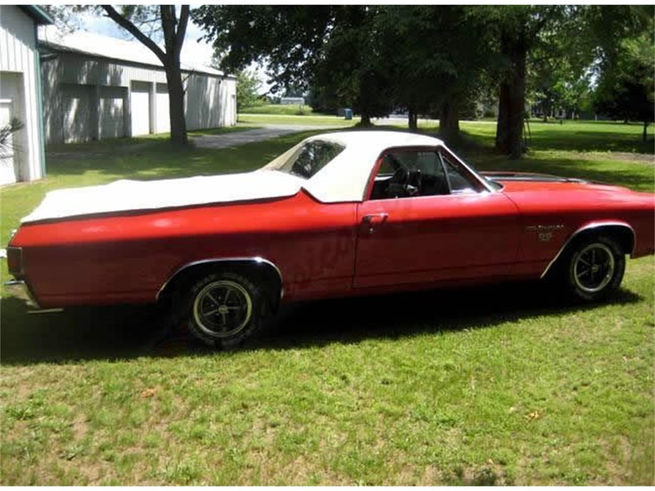 Large Picture of Classic 1970 El Camino SS located in Texas - 95WY