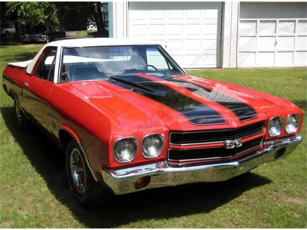 Large Picture of '70 Chevrolet El Camino SS Offered by Classical Gas Enterprises - 95WY