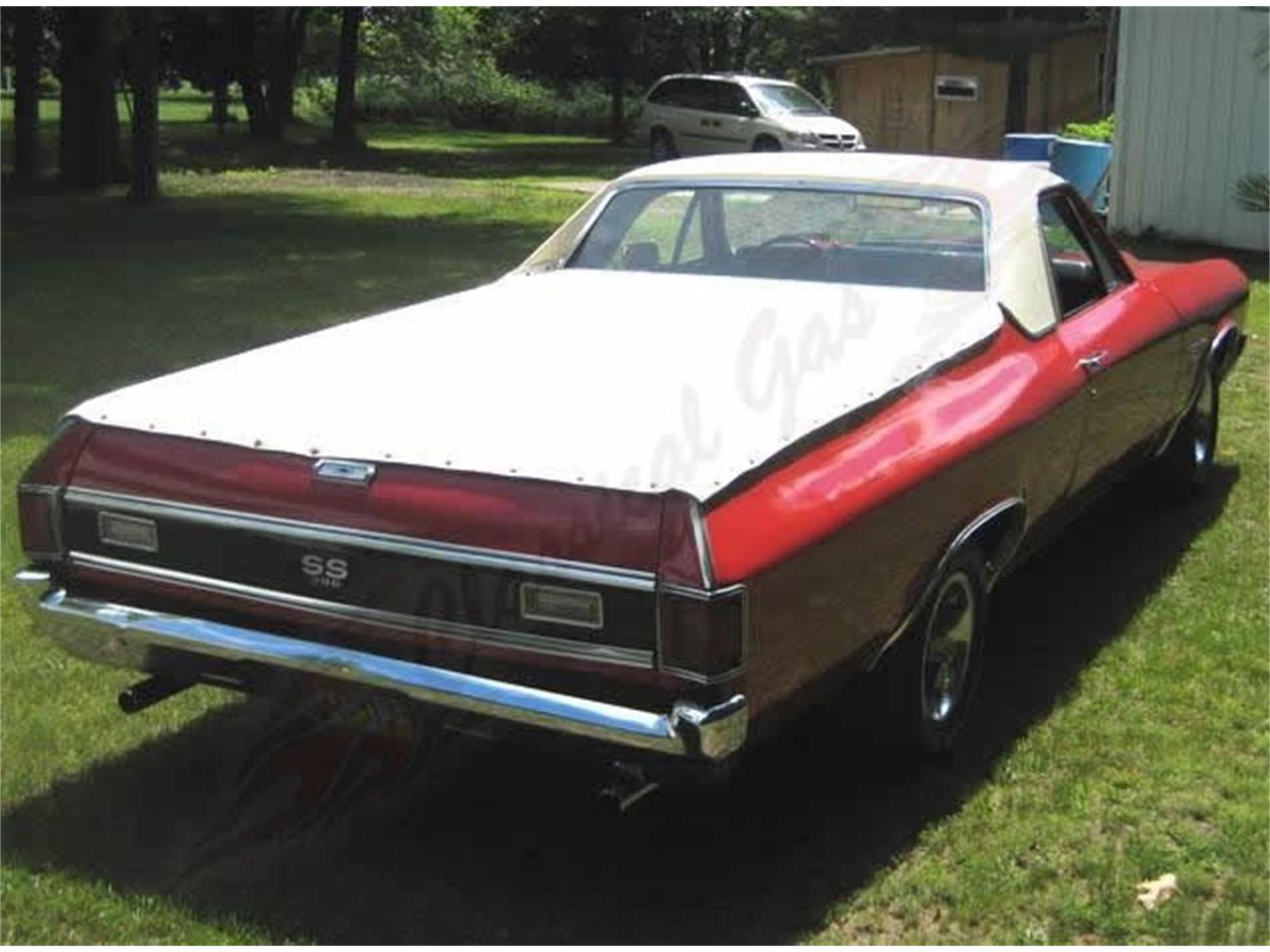 Large Picture of Classic '70 Chevrolet El Camino SS - $29,500.00 - 95WY