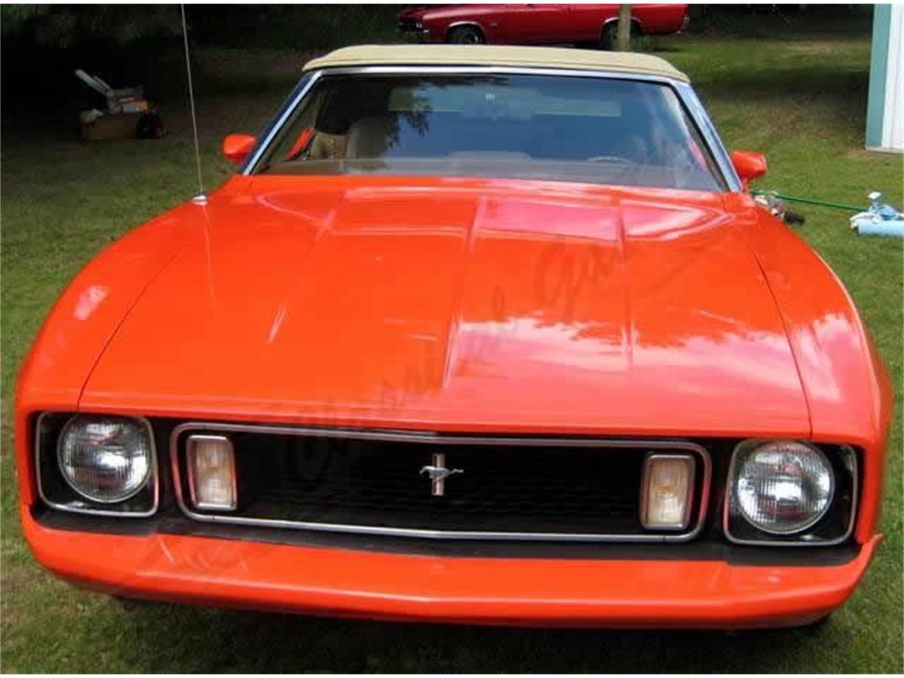 Large Picture of '73 Ford Mustang located in Texas - $26,900.00 - 95WZ