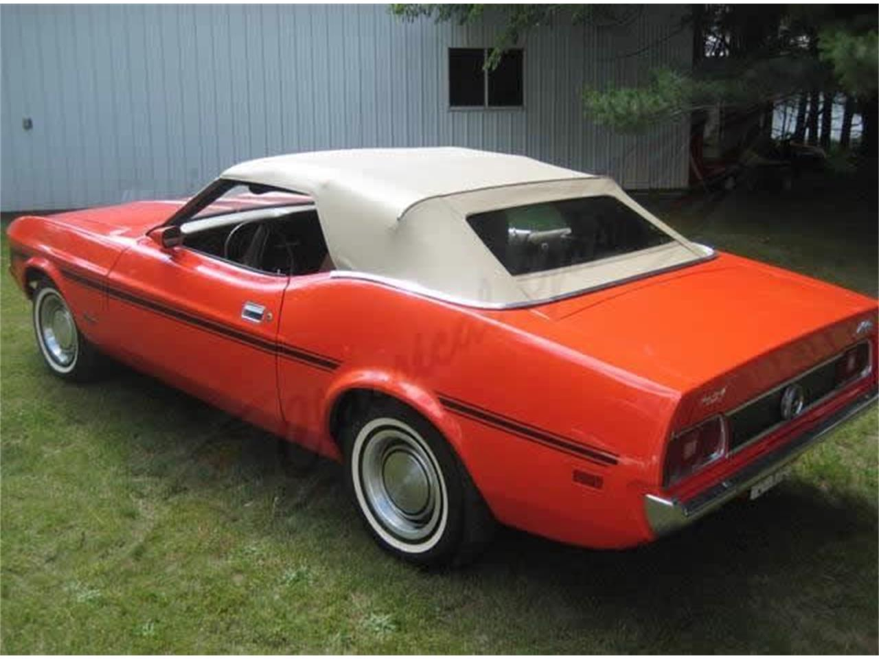 Large Picture of Classic 1973 Mustang located in Arlington Texas - $26,900.00 Offered by Classical Gas Enterprises - 95WZ