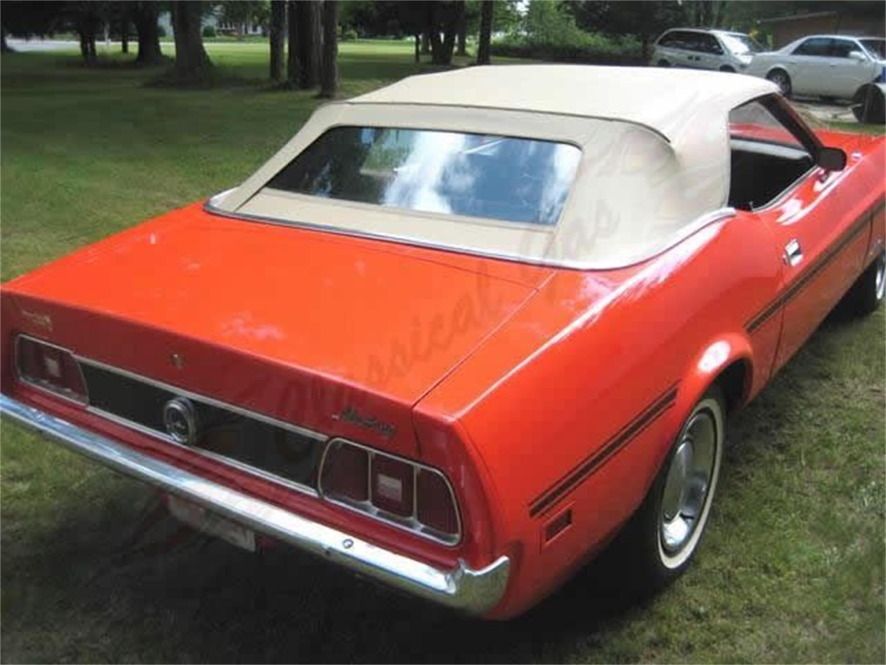 Large Picture of Classic 1973 Ford Mustang located in Texas - $26,900.00 - 95WZ