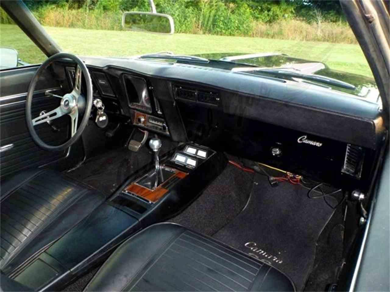 Large Picture of '69 Camaro - 96EO