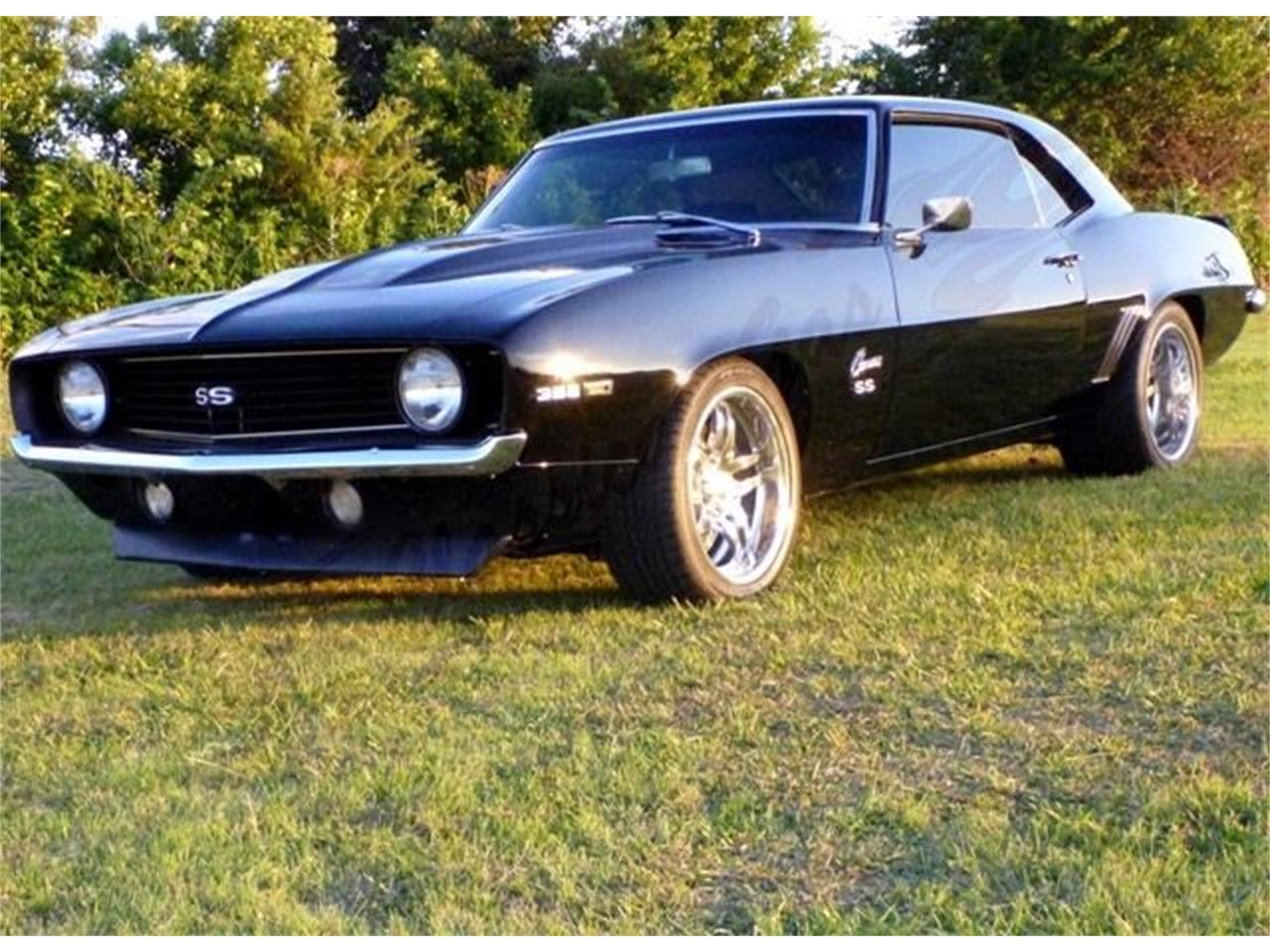 Large Picture of Classic 1969 Chevrolet Camaro Offered by Classical Gas Enterprises - 96EO