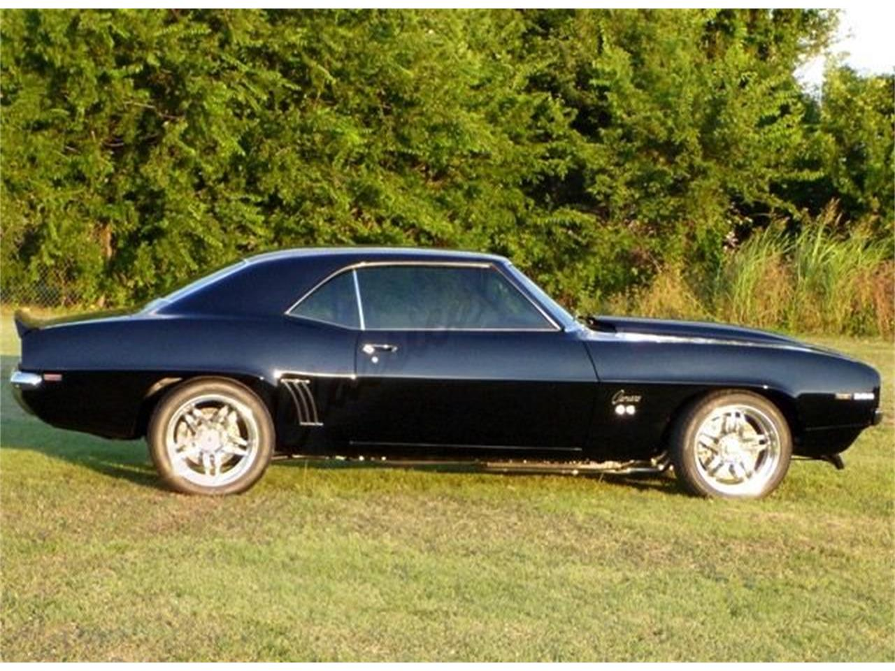 Large Picture of '69 Camaro Offered by Classical Gas Enterprises - 96EO