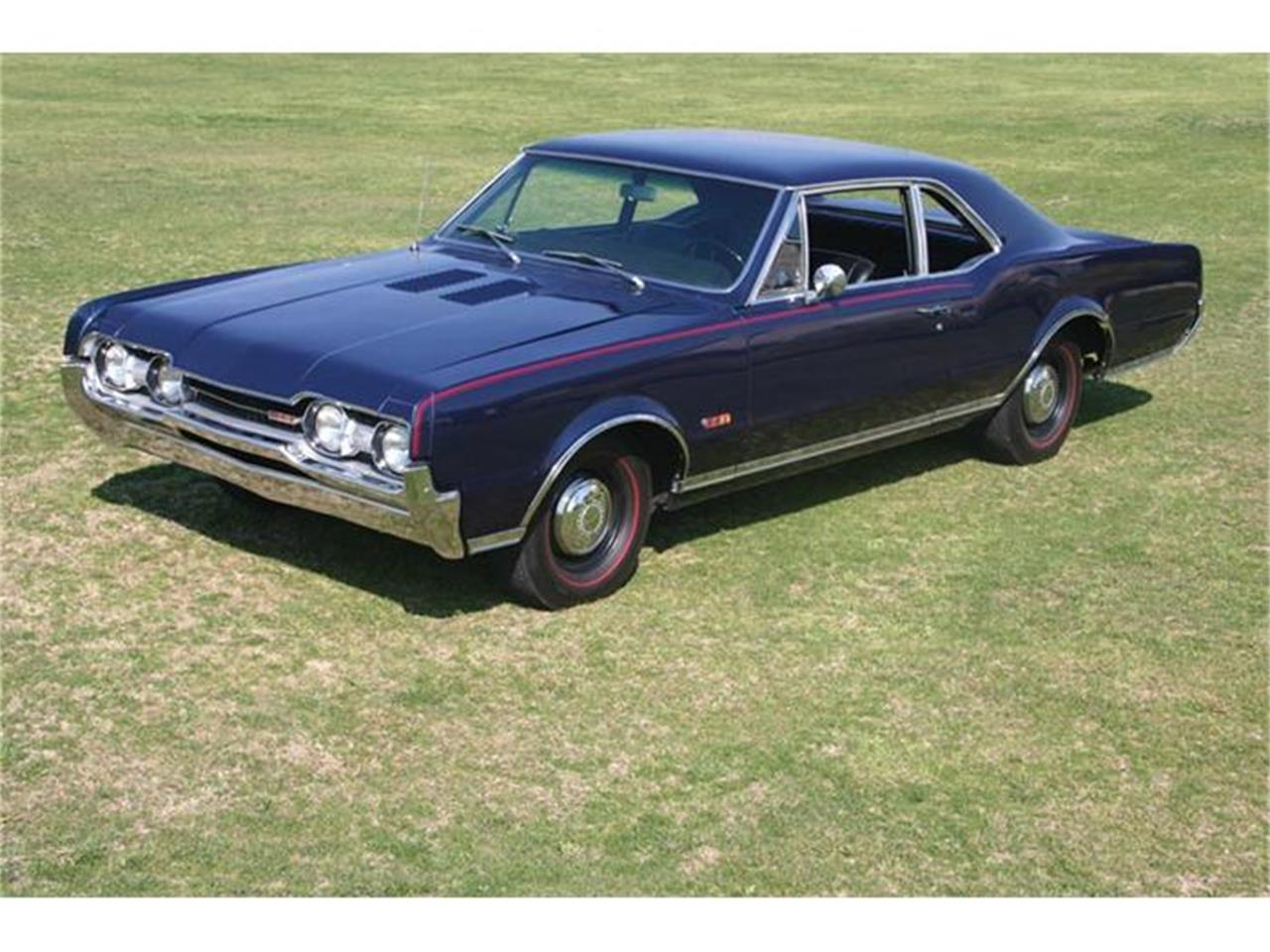 Large Picture of Classic '67 Cutlass located in Texas - $34,900.00 - 96JE