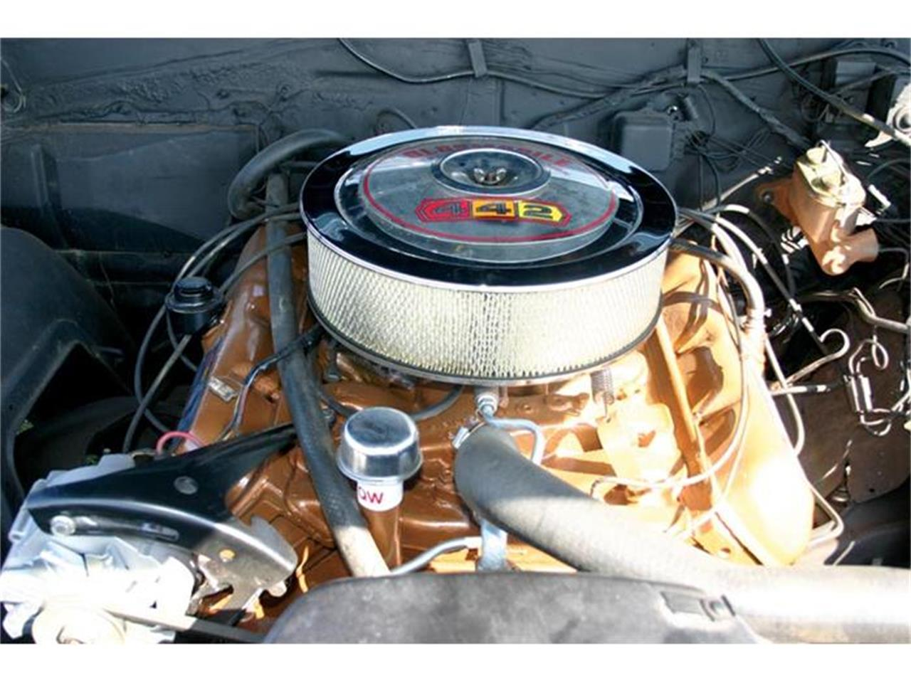 Large Picture of 1967 Oldsmobile Cutlass Offered by Texas Trucks and Classics - 96JE