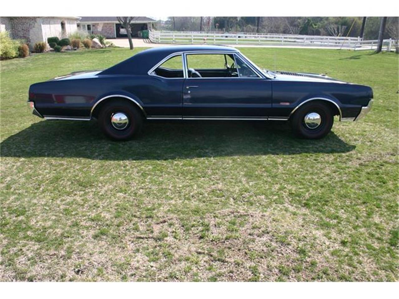 Large Picture of Classic 1967 Oldsmobile Cutlass - 96JE