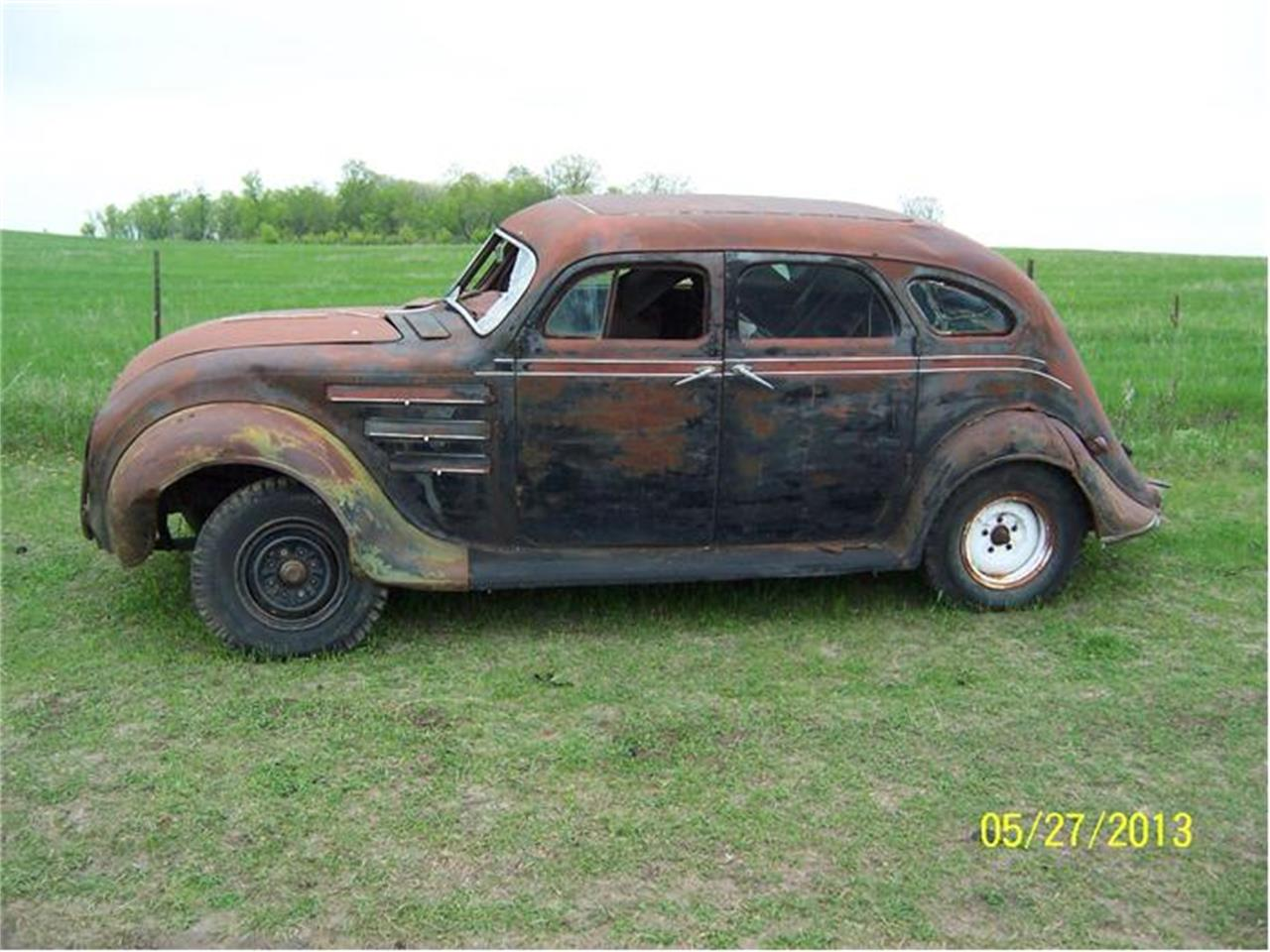 Large Picture of '34 Chrysler Airflow located in Minnesota - $3,500.00 Offered by Dan's Old Cars - 905C