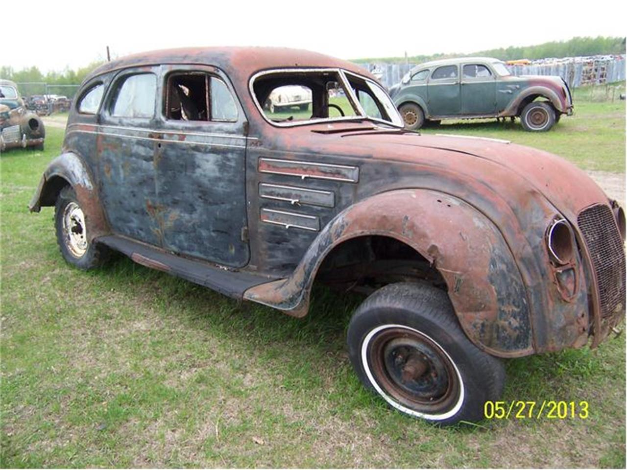 Large Picture of Classic '34 Chrysler Airflow located in Minnesota - 905C