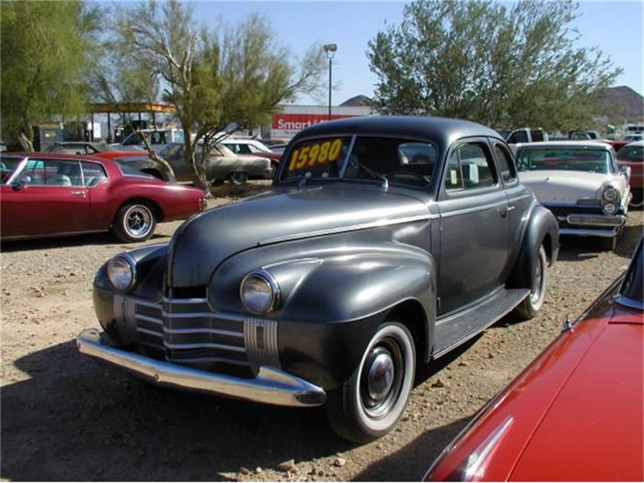 Large Picture of '40 Coupe - 97OC