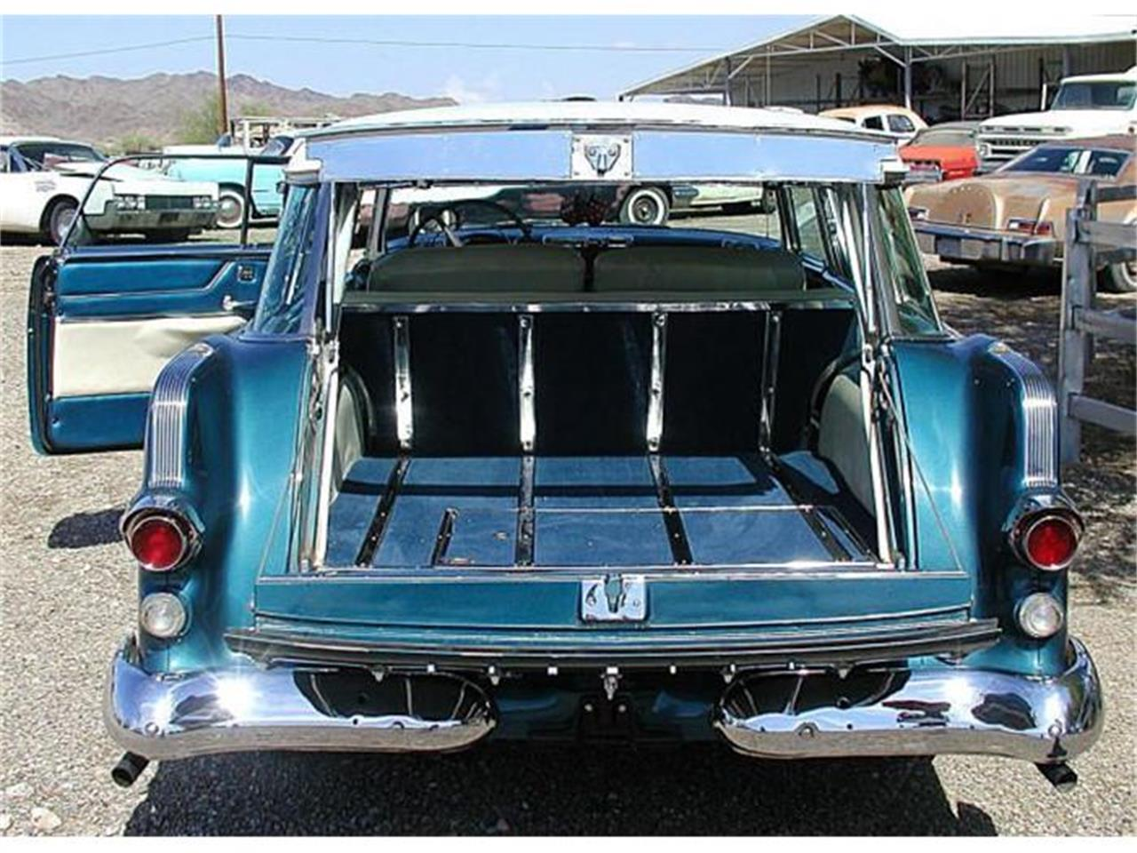 Large Picture of Classic '56 Safari located in Arizona - $69,980.00 Offered by Desert Gardens Classic Cars - 97OL