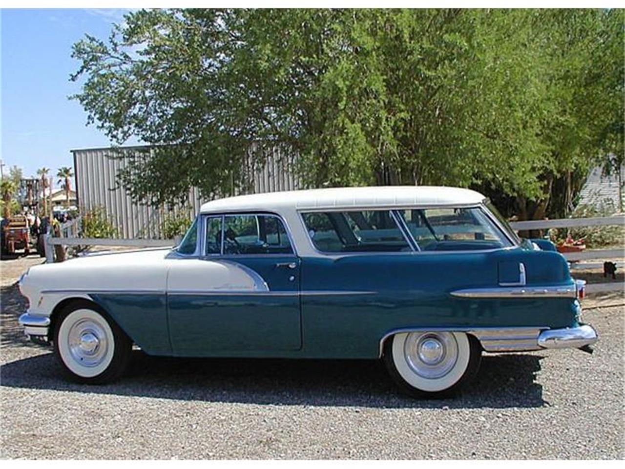 Large Picture of Classic '56 Safari located in Quartzsite Arizona Offered by Desert Gardens Classic Cars - 97OL