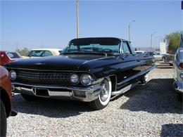 Picture of Classic 1961 Cadillac 4-Dr Sedan Offered by Desert Gardens Classic Cars - 97OS