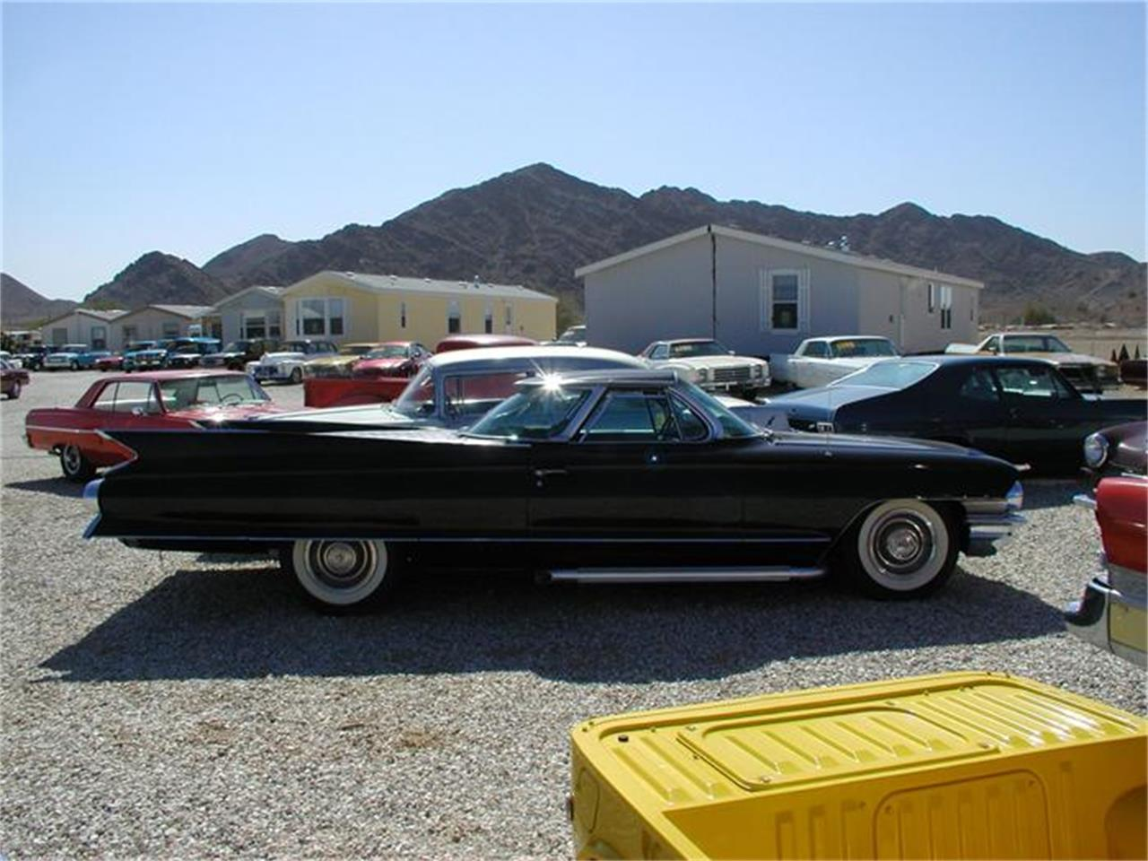Large Picture of Classic '61 Cadillac 4-Dr Sedan - 97OS