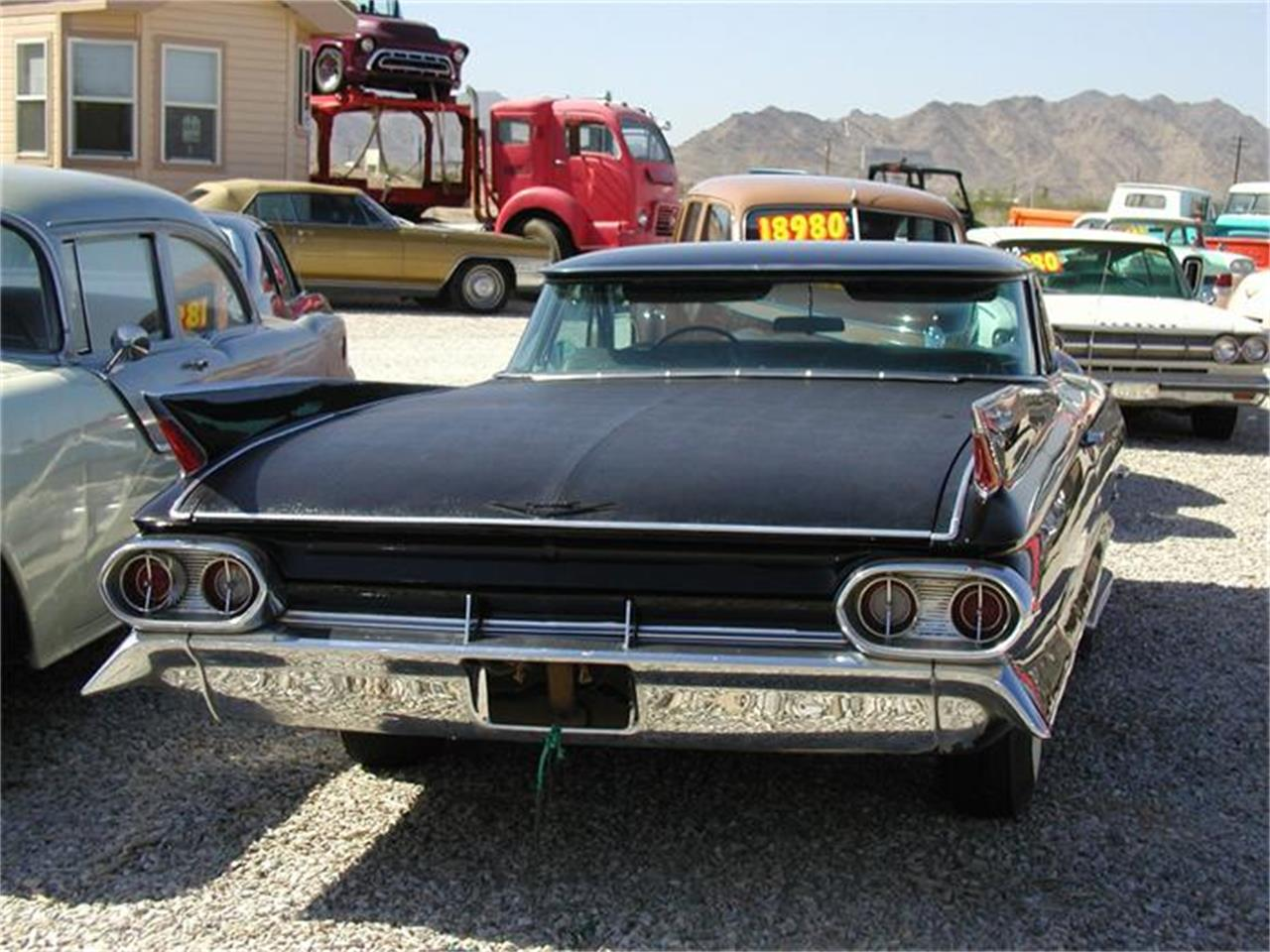 Large Picture of 1961 Cadillac 4-Dr Sedan located in Arizona - $29,980.00 - 97OS