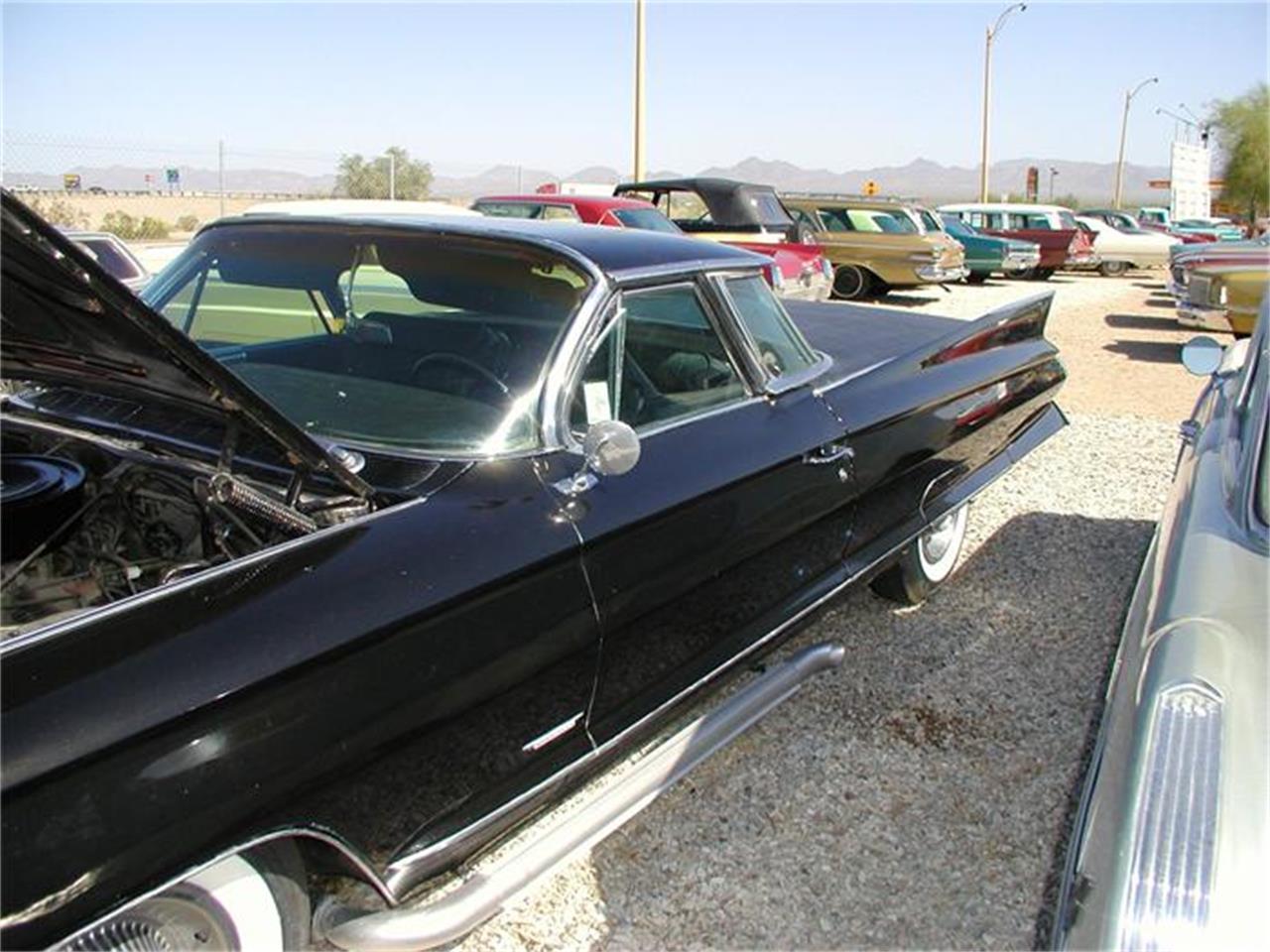 Large Picture of Classic '61 4-Dr Sedan located in Quartzsite Arizona - 97OS