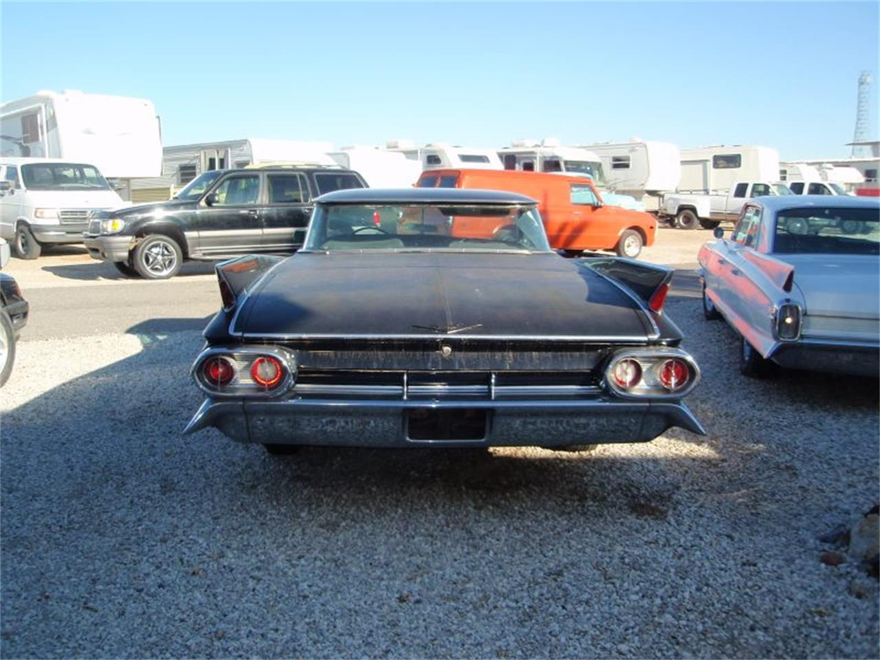 Large Picture of Classic 1961 Cadillac 4-Dr Sedan - 97OS