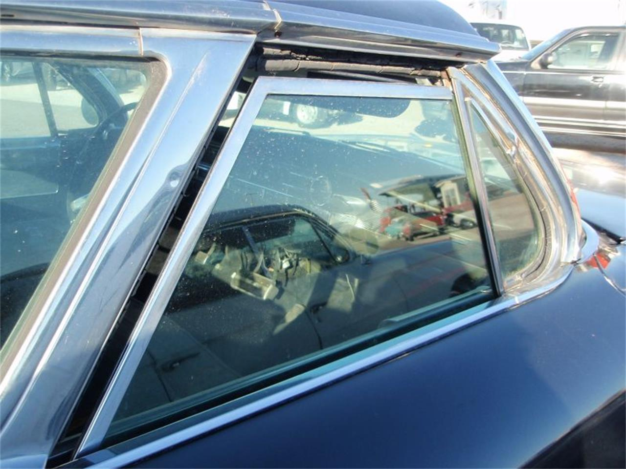 Large Picture of '61 Cadillac 4-Dr Sedan located in Arizona - $29,980.00 Offered by Desert Gardens Classic Cars - 97OS