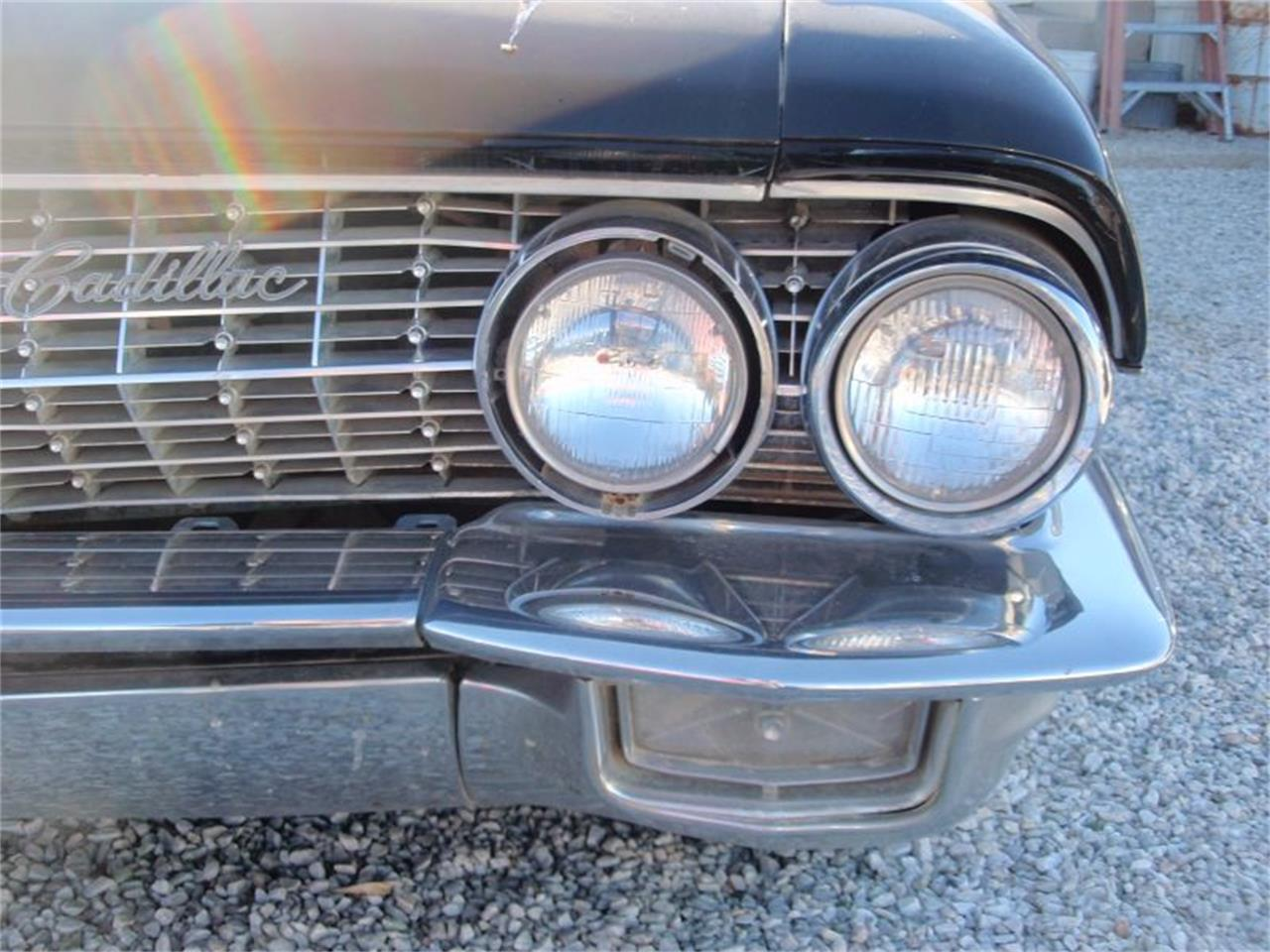 Large Picture of 1961 Cadillac 4-Dr Sedan located in Quartzsite Arizona Offered by Desert Gardens Classic Cars - 97OS