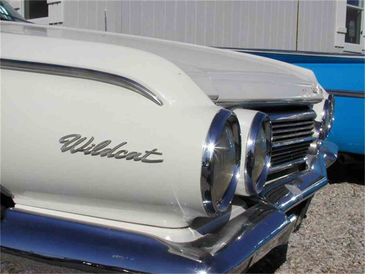 Large Picture of '62 Wildcat - 97OU