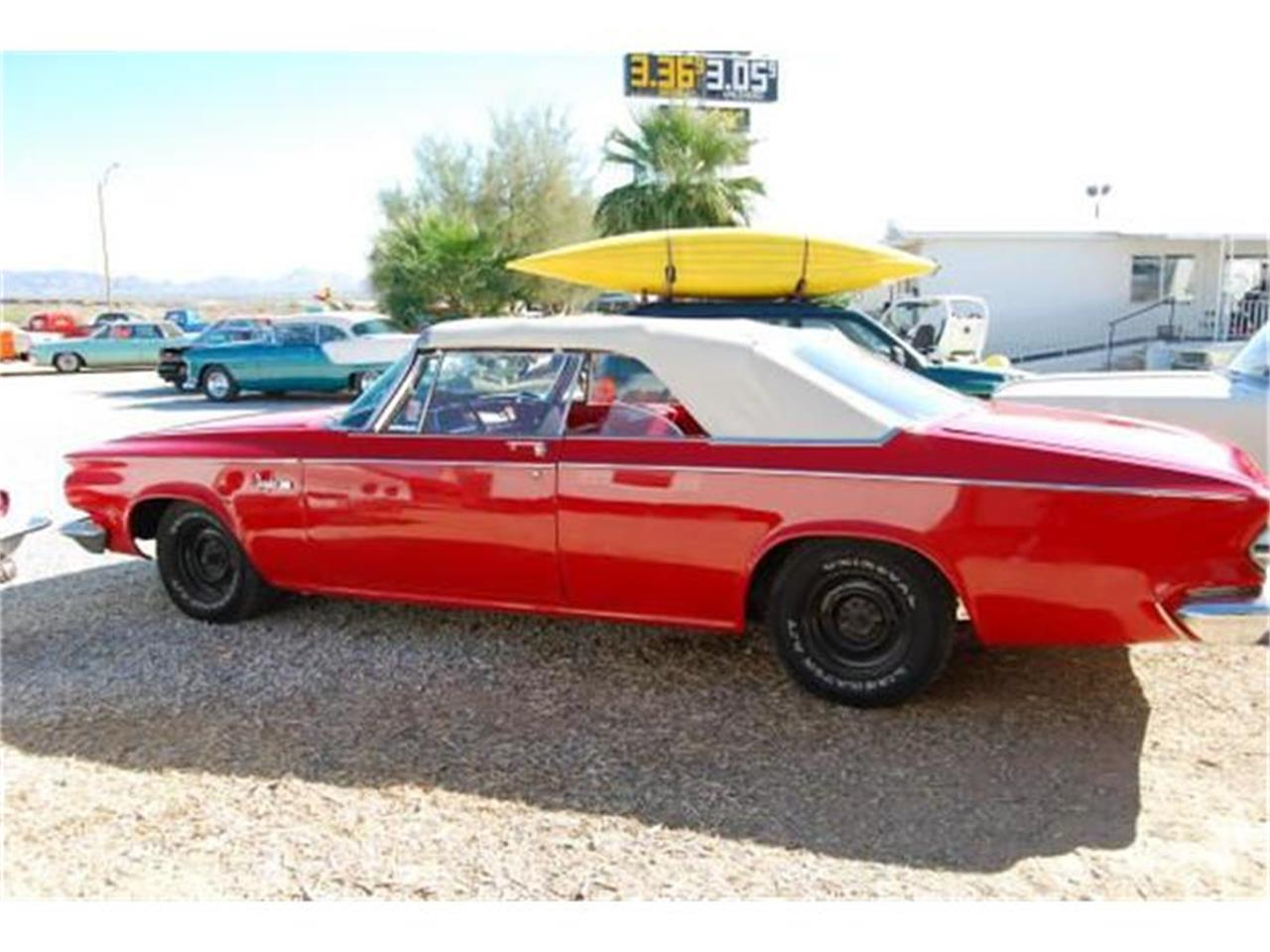 Large Picture of Classic 1963 Chrysler Newport located in Quartzsite Arizona - $12,980.00 Offered by Desert Gardens Classic Cars - 97OW