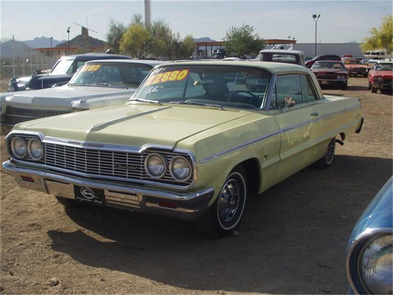 1964 chevrolet impala ss for sale cc 429873. Black Bedroom Furniture Sets. Home Design Ideas