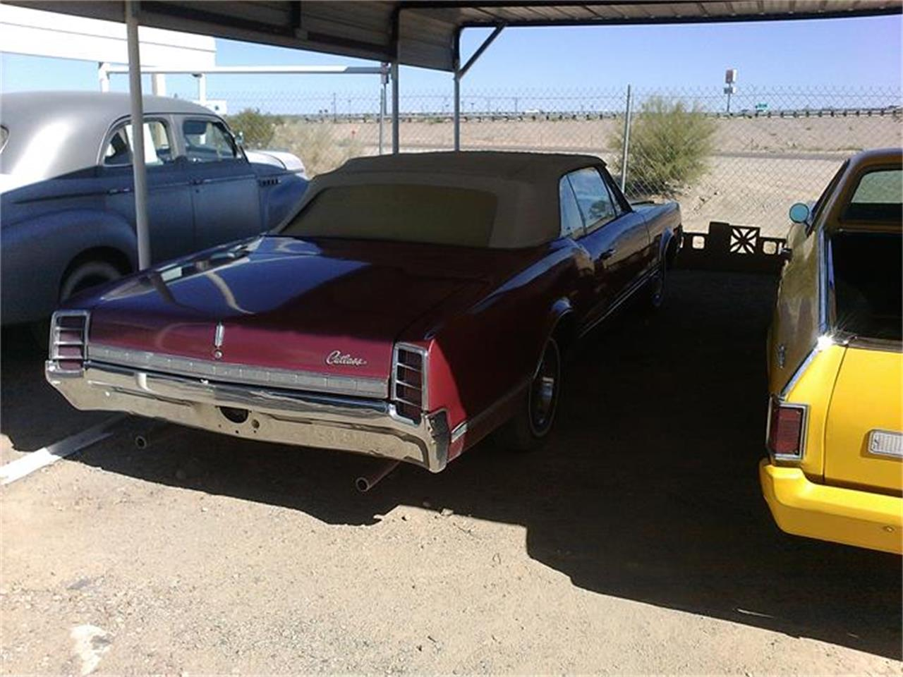 Large Picture of '67 Cutlass - 97P5