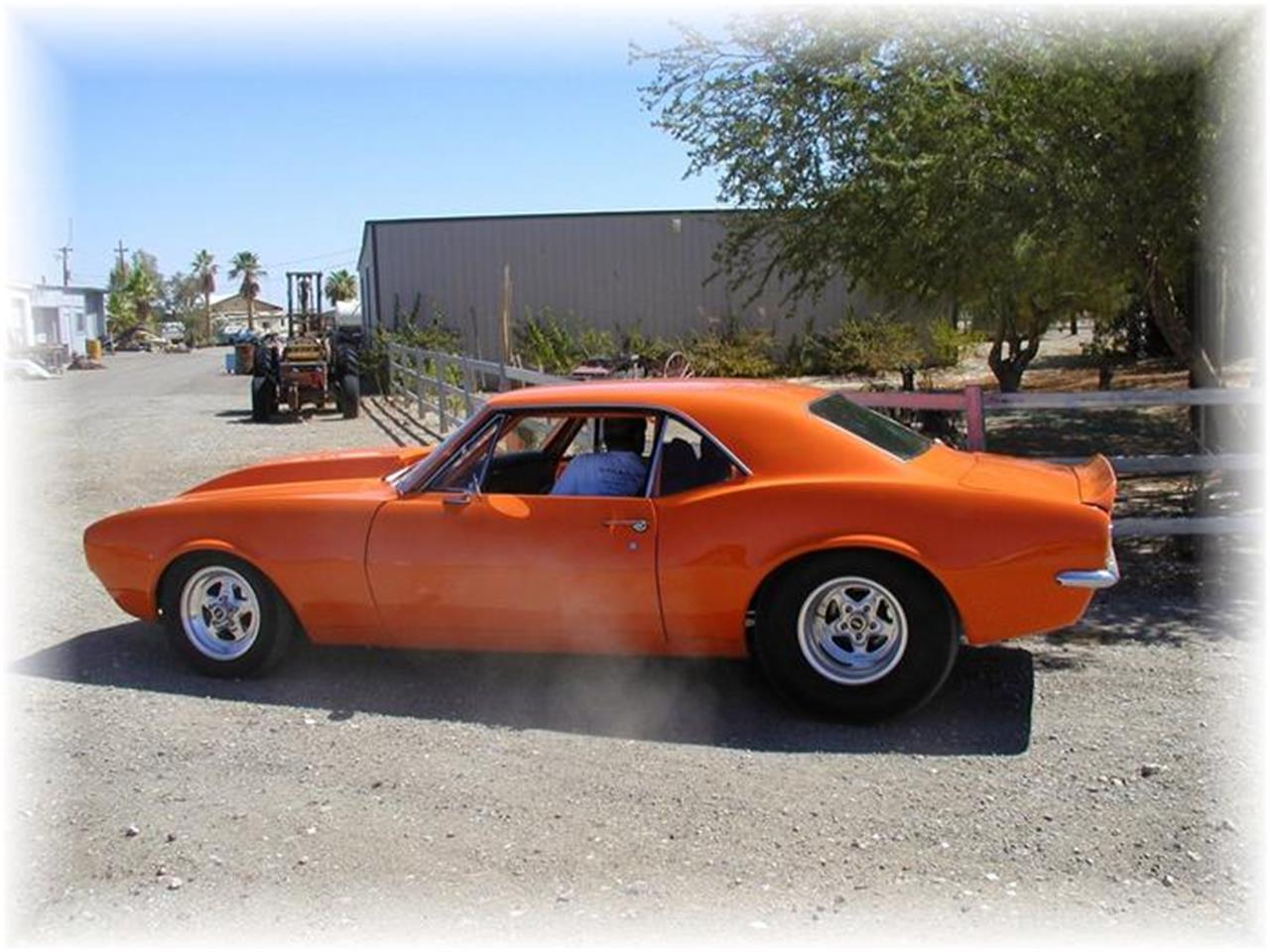 Large Picture of 1967 Camaro - $39,980.00 Offered by Desert Gardens Classic Cars - 97P6