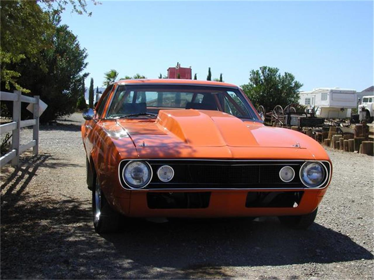 Large Picture of '67 Chevrolet Camaro located in Arizona Offered by Desert Gardens Classic Cars - 97P6