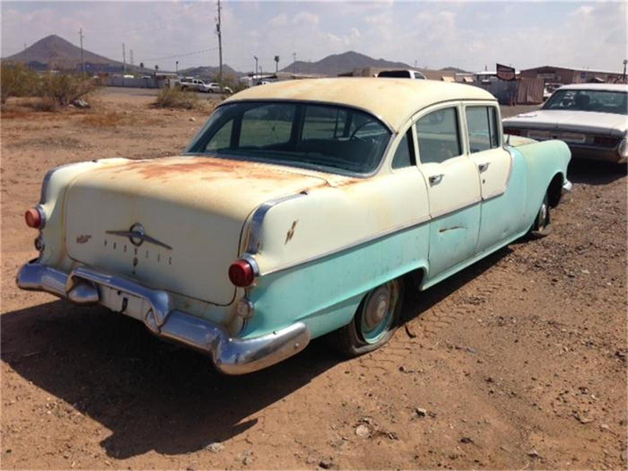 Large Picture of 1955 Pontiac Catalina located in Arizona - 9BER